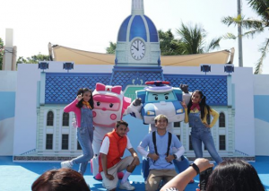 Read more about the article 'ROBOCAR POLI' to perform 15 days live shows at Indonesian Amusement park that attracts over 100,000