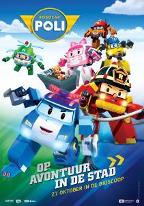ROBOCAR POLI, Getting even more popular in Southern Europe