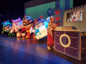 Taiwan's Top ROBOCAR POLI Reaches Indonesia