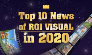 Top 10 news of ROIVISUAL in 2020